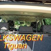 VW Tiguan Trenngitter Ergotech Rda65-S Trenngitter