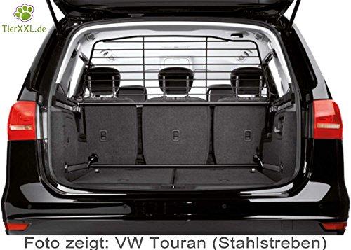 TGN-L bis jetzt TierXXL.de TraficGard VW Touran Kompaktvan Bj: 2003 Trenngitter//Hundegitter//Gep/äckgitter